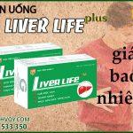 viên uống liver life plus giá bao nhiêu